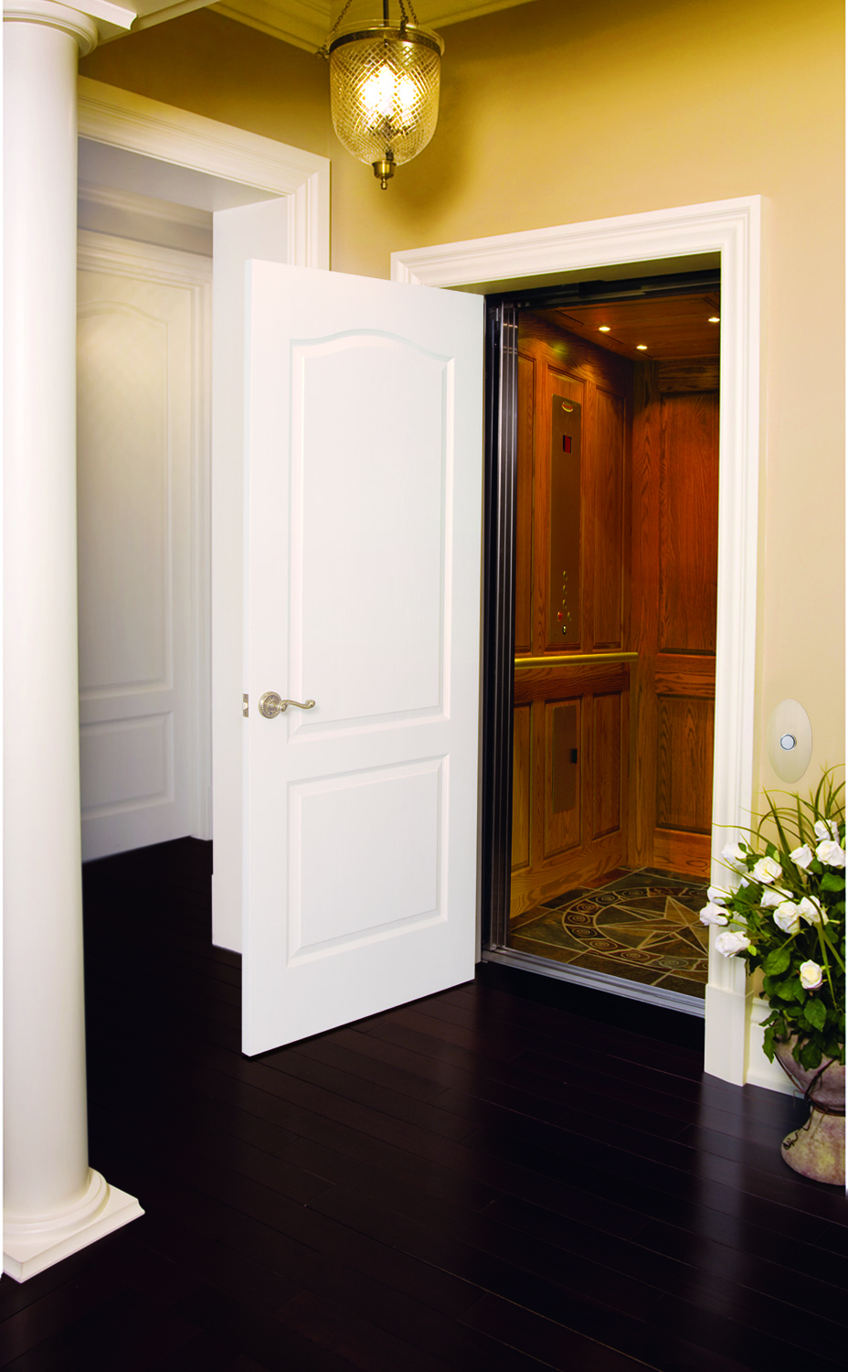 Residential elevators denver vacuum home elevator for Elevators home