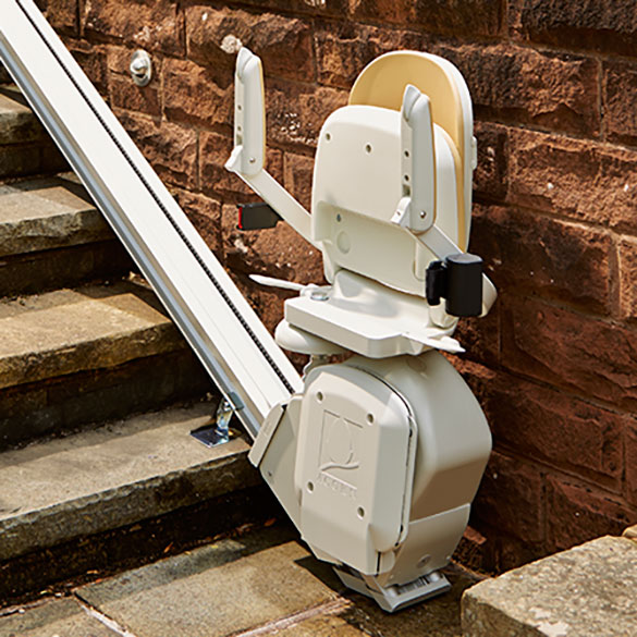 Outdoor Stairlift Package Acorn Stairlifts Ascent Mobility