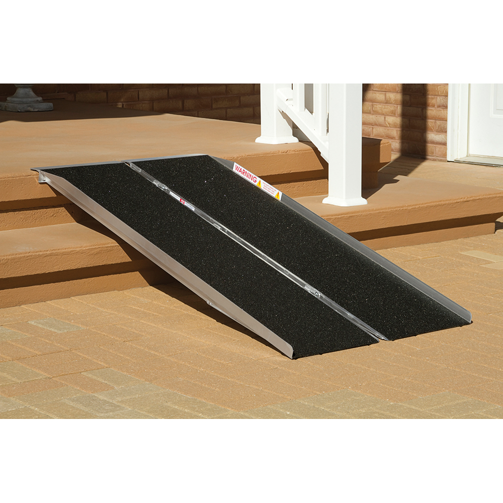 Folding Portable Wheelchair Ramp : Portable wheelchair ramps denver ada