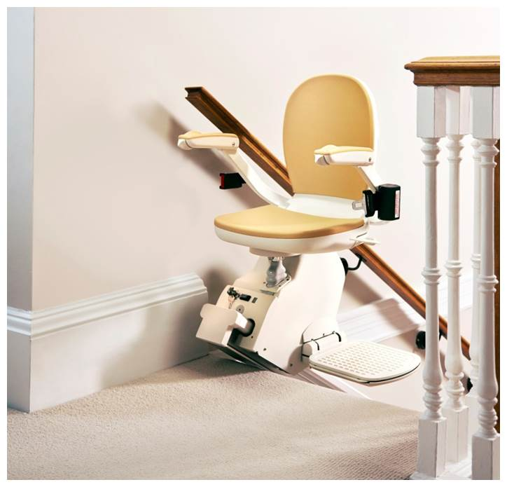 Brooks Stair Lifts In Denver Ascent Mobility