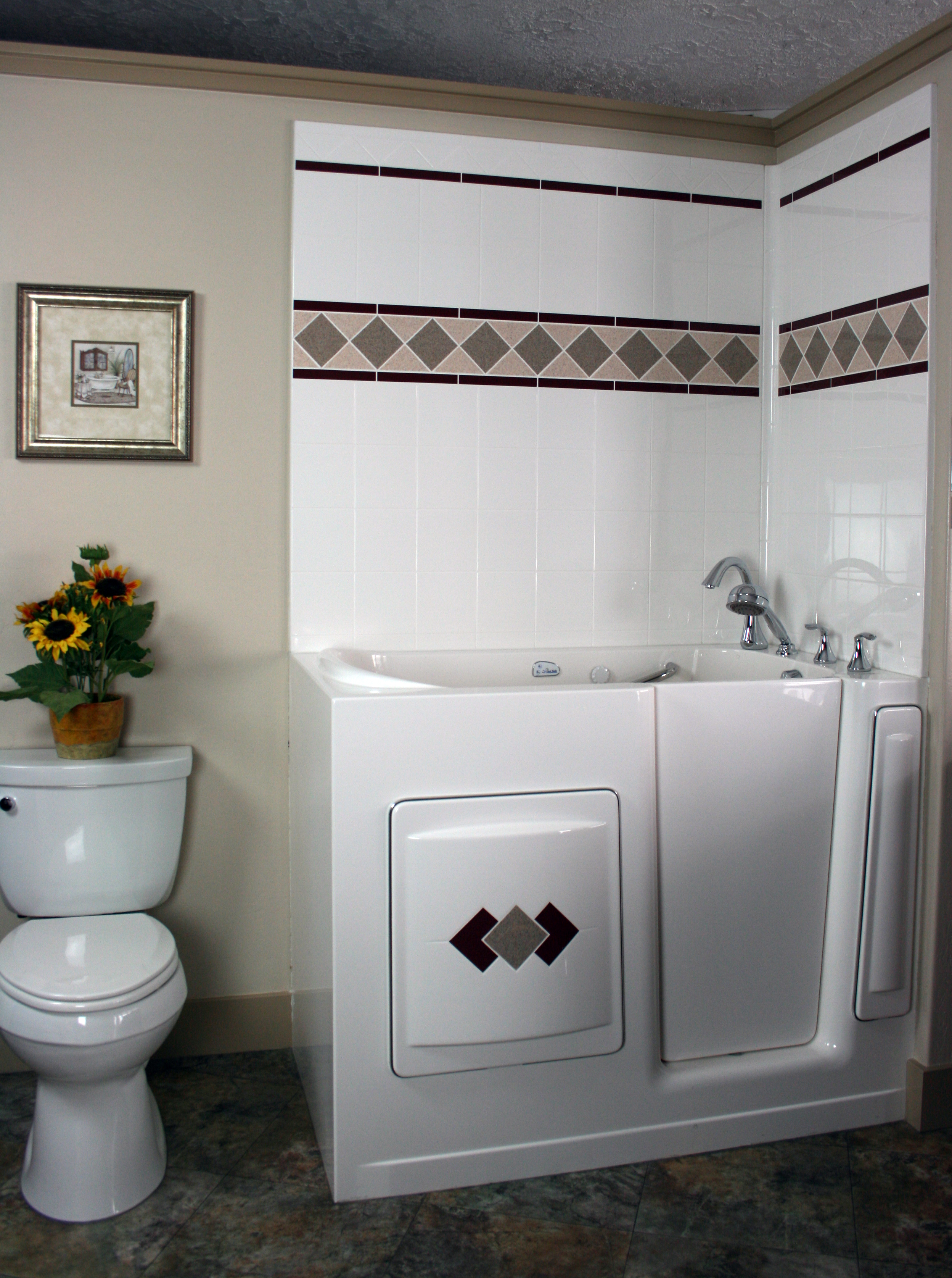 Walk In Tubs Denver - Handicap Bathtub - Handicap Accessible Shower