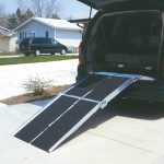 Wheelchair Ramp For Vehicle