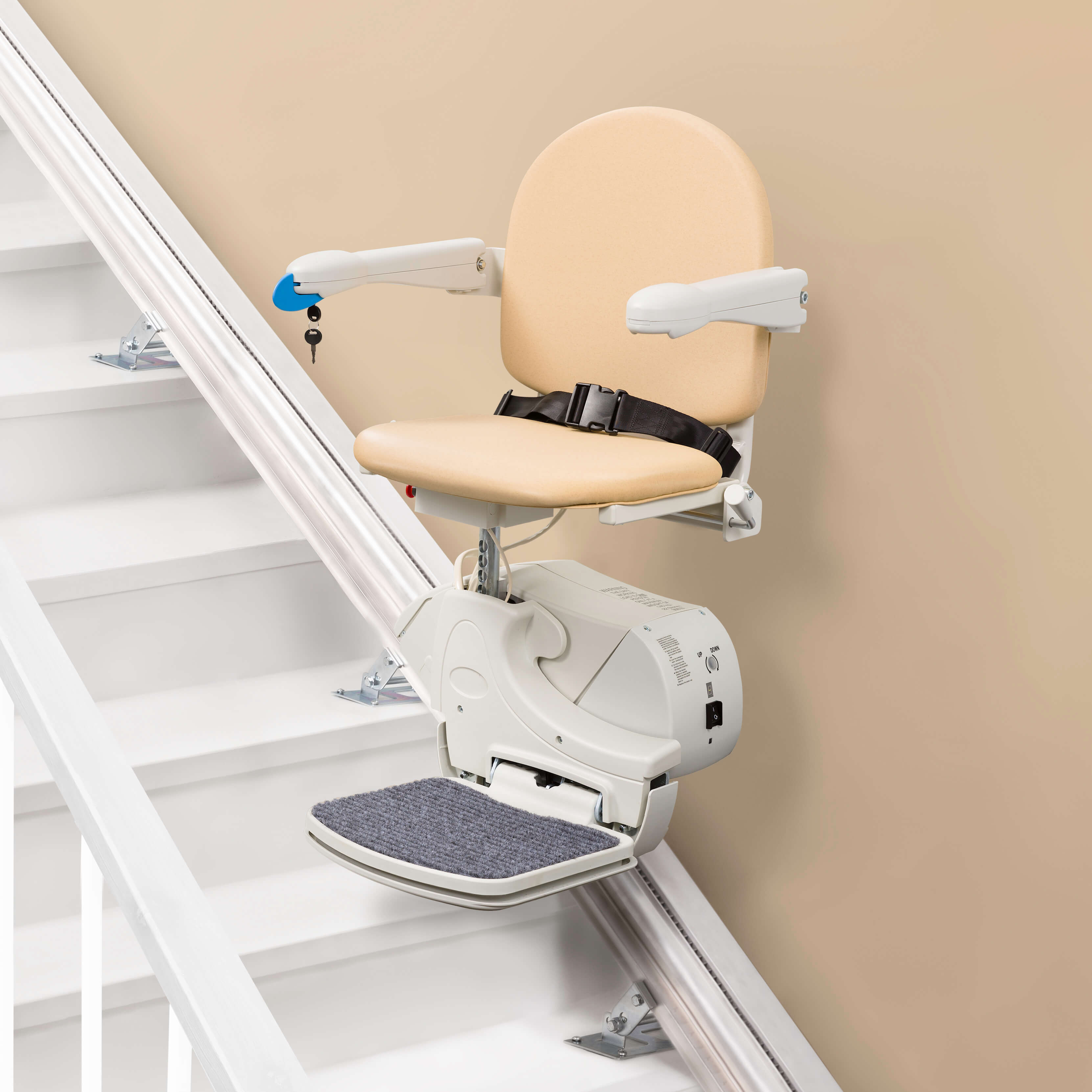 Handicare Simplicity 950 Stairlift In Denver, CO